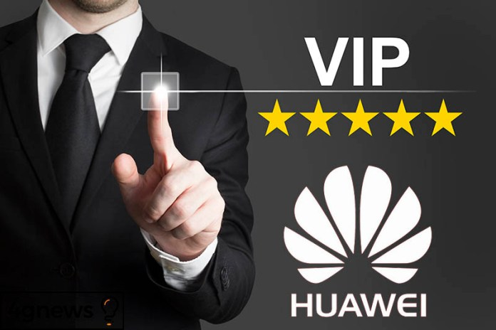businessman in black suit pushing button vip five stars