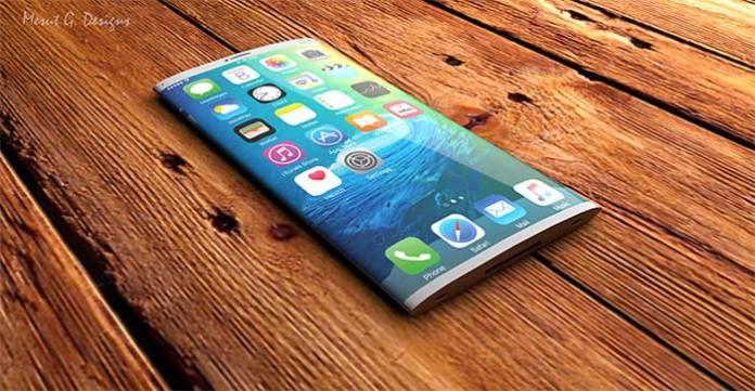 iPhone vidro concept