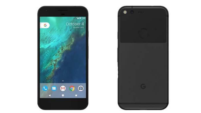 google-pixel-preto
