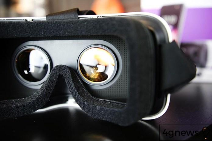 Óculos de Realidade Virtual, bons e versáteis
