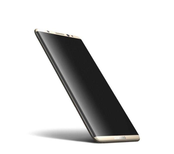 Concept do Galaxy S8