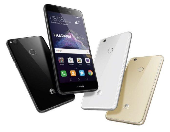 Huawei P8 Lite (2017) Android Oreo