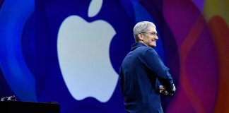 Apple iPhone Tim Cook CEO