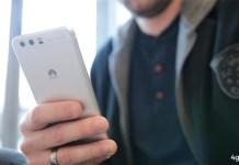 Samsung Galaxy S9 Huawei P10 Plus Android Oreo EMUI 8.0