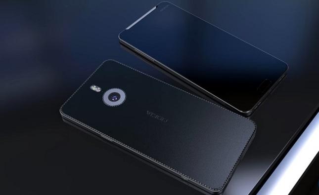 Concept do Nokia C9, cortesia da Concept Creator