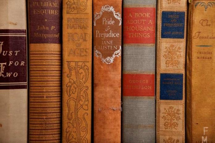 Livros de Jane Austen