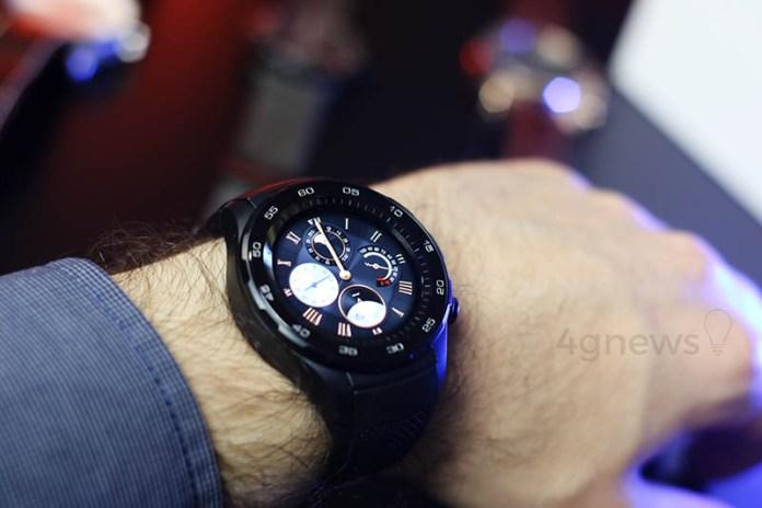 Huawei smartwatch gaming
