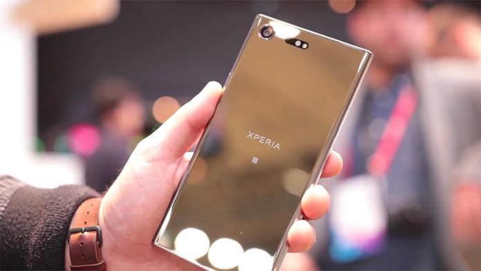 Novo Sony Xperia XZ Premium