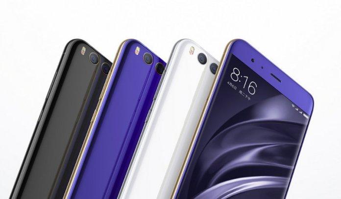 Xiaomi Mi 6 Plus Xiaomi Note 3
