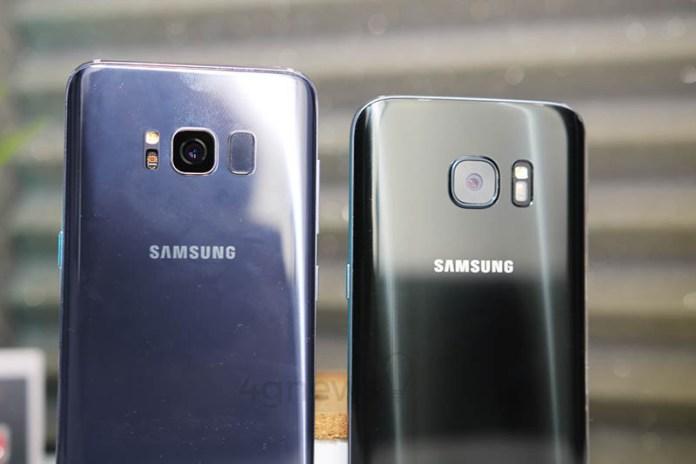Galaxy S7 vs Galaxy S8   S6   Samsung