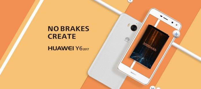 Huawei Y6 2017 4gnews