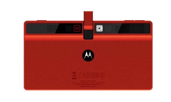 Misterioso Motorola pela @Evleaks