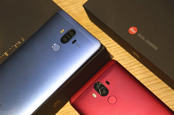 Huawei Mate 9 Huawei Mate 10 Kirin 970