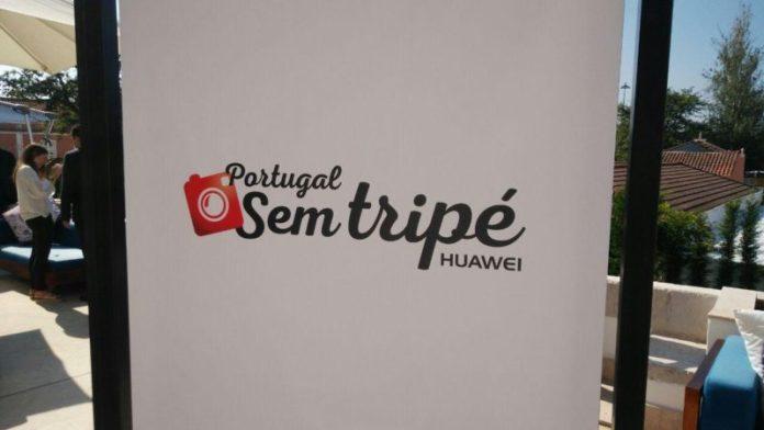 Portugal sem tripé Huawei