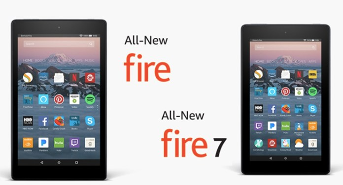 Amazon Fire 7