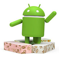 Motorola Android Nougat Smartphone