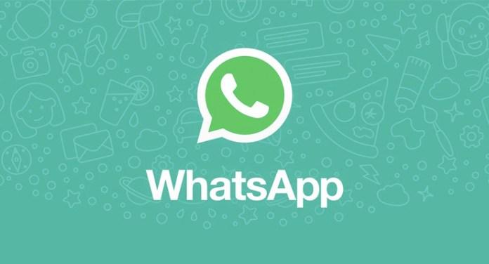 whatsapp actalização