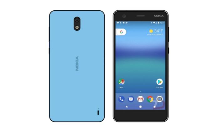 Alegado Nokia 2