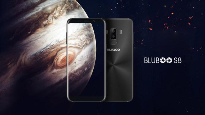 Este é o novo Bluboo S8 | galaxy S8 clone