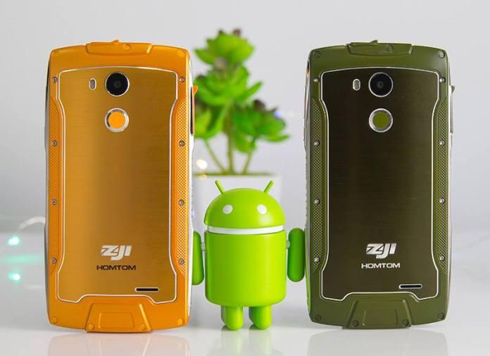 Smartphone robusto Zoji Z7 já está à venda por menos de 75€