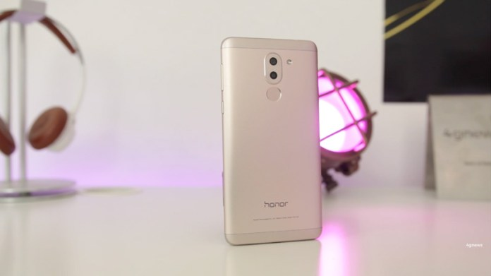 Este é o Huawei Honor 6X