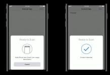 NFC em IOS 11