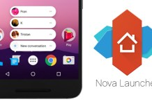 Nova Launcher Android