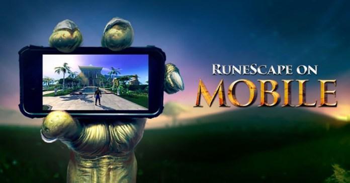Runescape Smartphone