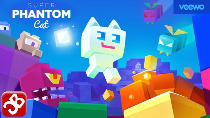 Super Phantom Cat 2 iOS Appe Store