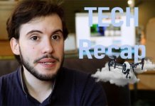 Drones, Galaxy Note 8, LG Q8, Tech Recap