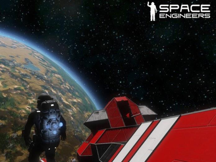 Space Engineers |  No Man's sky