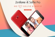ZenFone 4 ZenFone 4 Selfie Pro