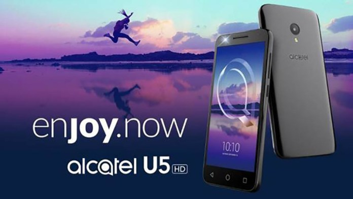 Alcatel U5 HD Smartphone