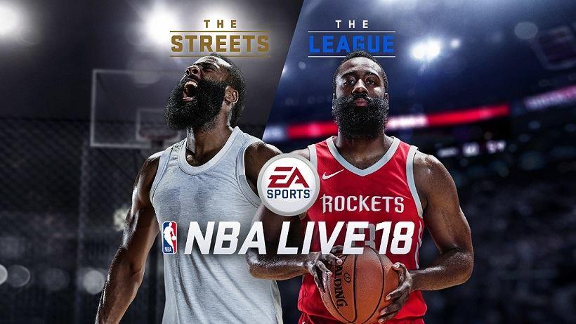 NBA Live 18 recebe data de lançamento