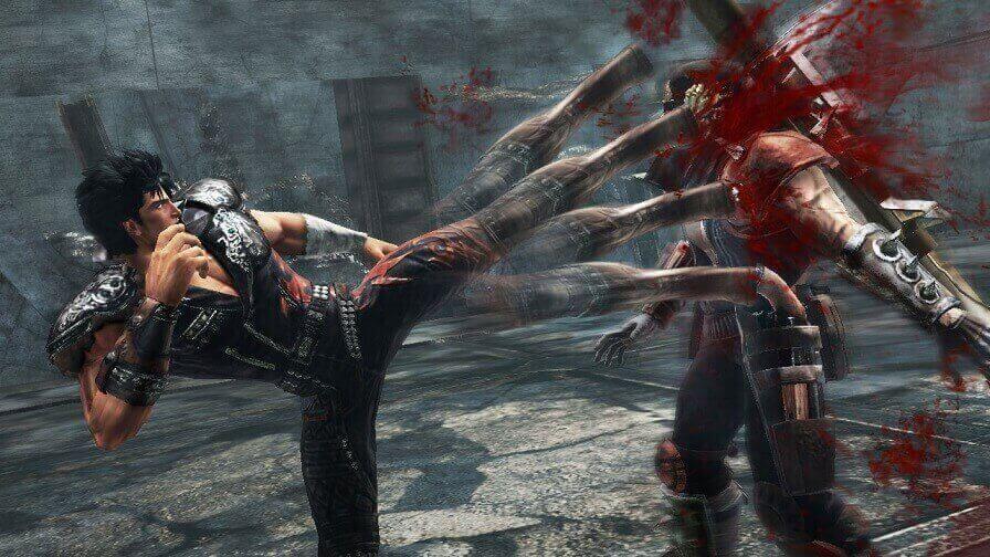 Yakuza: Kiwami 2 e Fist of the North Star anunciados para PS4