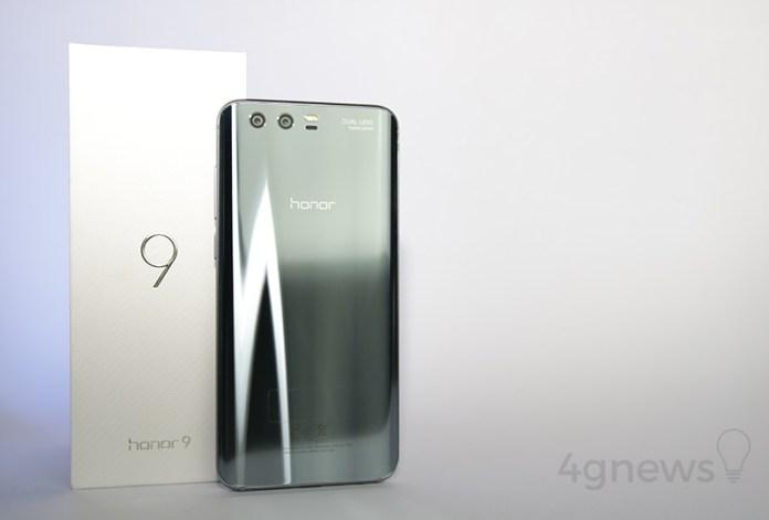 Smartphone Honor 9 4gnews