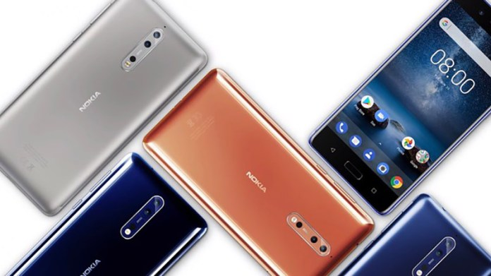 Sony Xperia XA1 Ultra Android Project Treble Google Android Oreo HMD Global Nokia 8 Android Oreo updates