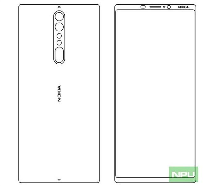 Android Oreo Nokia 9 da HMD Nokia 8