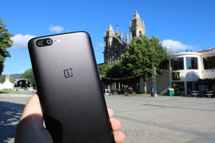 Android Oreo OxygenOS OnePlus 5 Análise Review Smartphone
