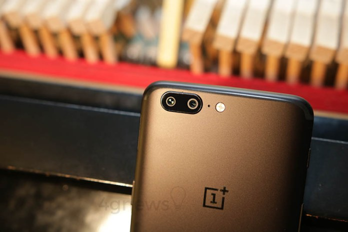 OnePlus 5 4K Ultra-HD