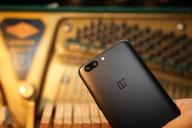 OxygenOS 4.5.14 OnePlus 5 smartphone Android