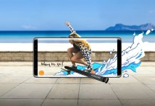 Samsung Galaxy Note 8 Android