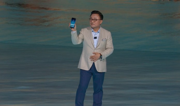 Samsung Galaxy Note8 teve um impacto positivo nos nossos leitores