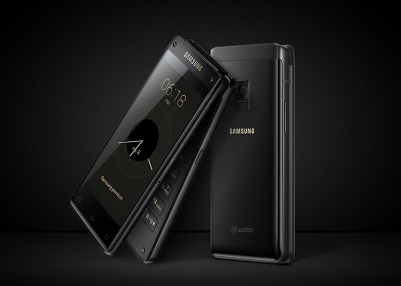Leader 8: Samsung volta a ter um flip phone, na China