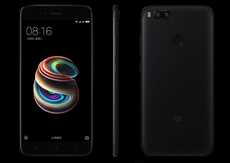 Xiaomi MIUI Google Android One
