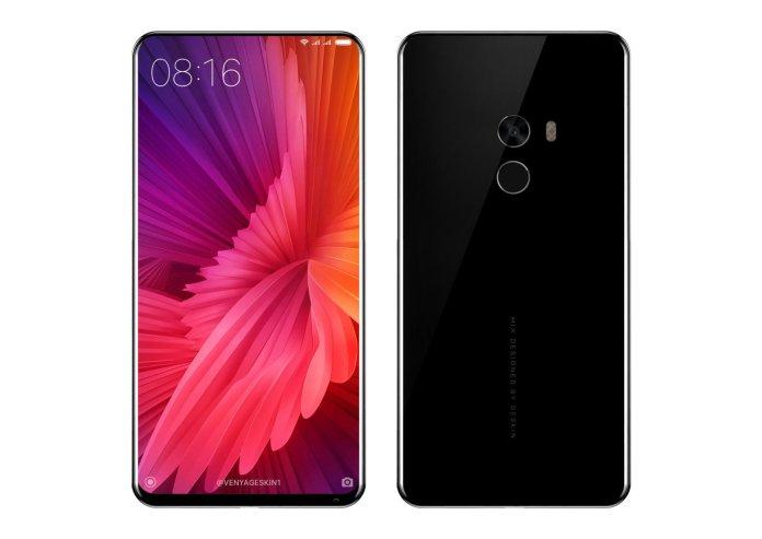Xiaomi Mi Mix 2: Imagem mostra o seu ecrã e suas especificações!