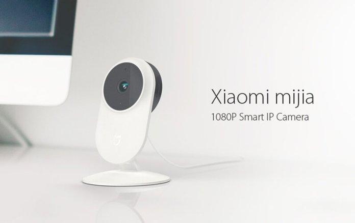 Vai de férias descansado com a câmara de segurança da Xiaomi (26€)