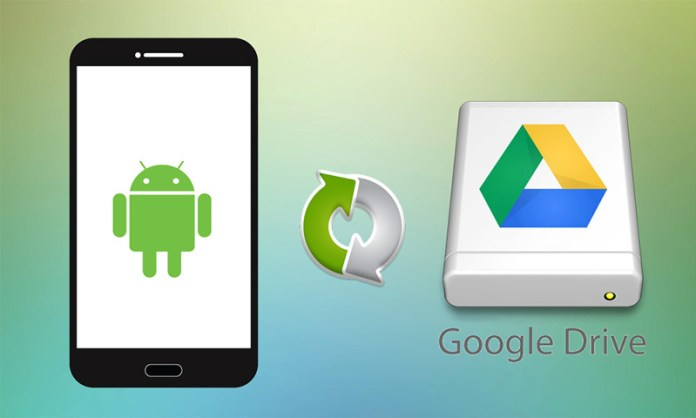 Android Google smartphone backups