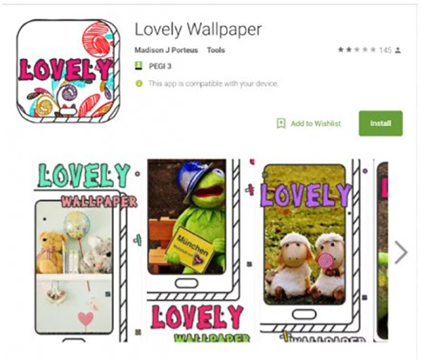 Malware Android smartphone ExpensiveWall