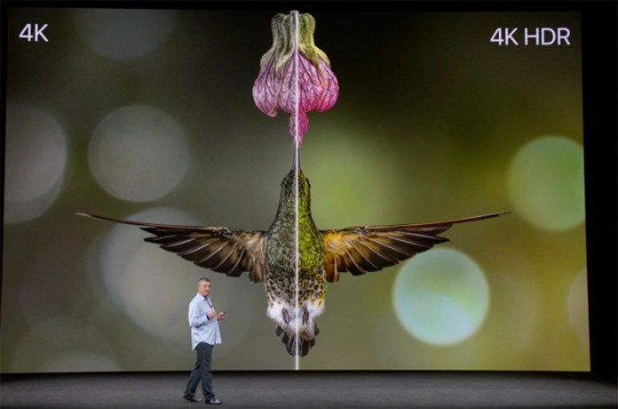 Apple TV 4k 4gnews WWDC 2018 software hardware